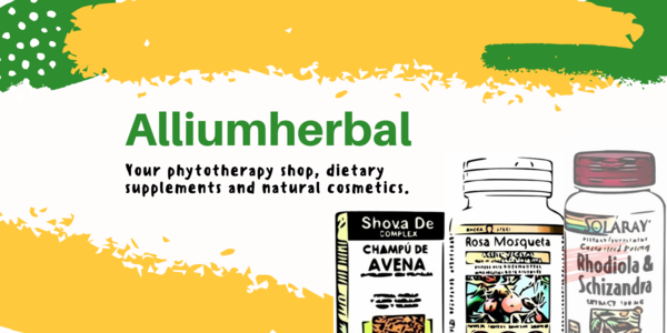 Herbolario Allium, natural supplements
