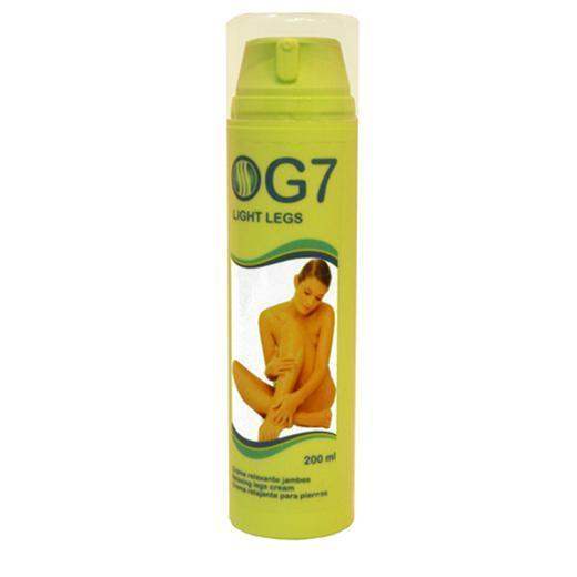 G7 light legs 200 ml de Silicium