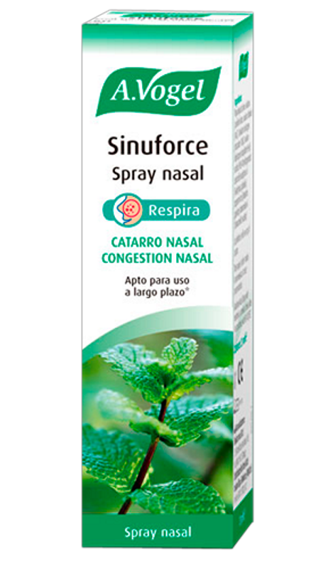 Sinuforce Spray nasal 20 ml de Alfred Vogel