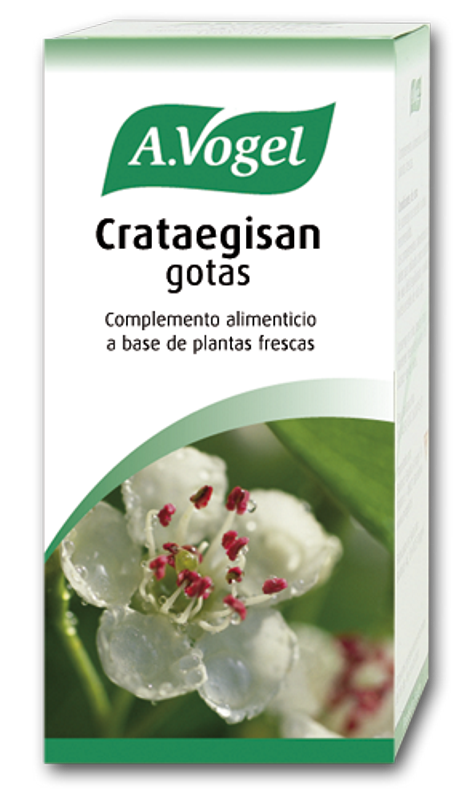 Crataegisan 100 ml de Alfred Vogel