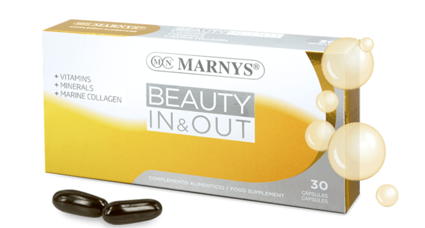 Marnys beauty in & out 30 perlas de Marnys