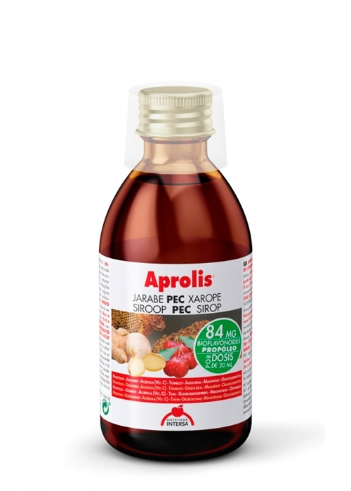 Aprolis Jarabe Pectoral 180 ml de Intersa