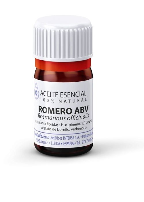 Rosemary essential oil 15 ml / Esential´arôms