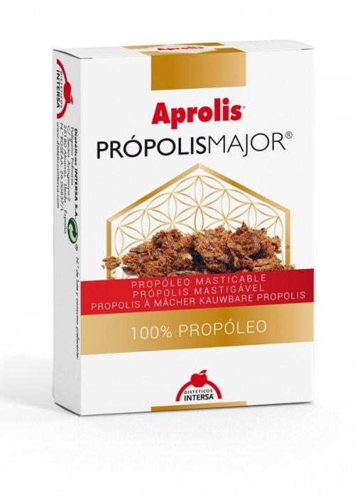 Aprolis própolis major (propóleo masticable) 10 gramos de Dietéticos Intersa