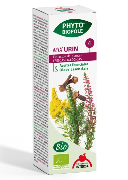 Phyto-biopôle MIX URIN 4 50 ml de Dietéticos Intersa
