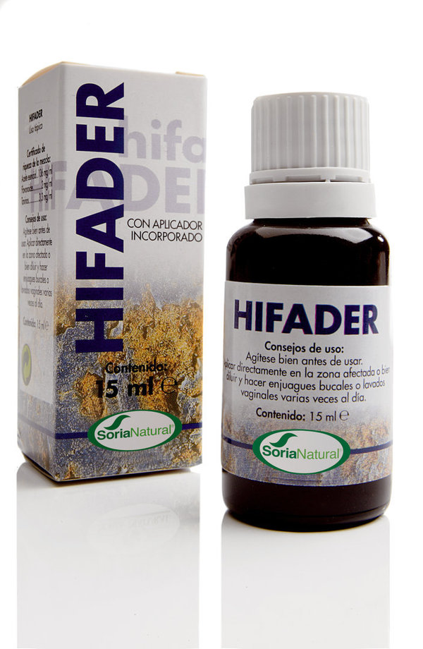 Hifader 15 ml de Soria Natural