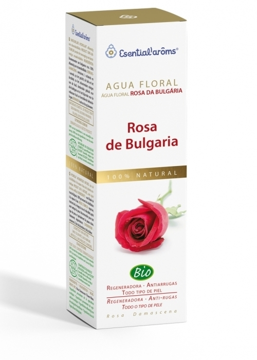 Bulgarian Rose Floral Water 100 ml from Esential'arôms