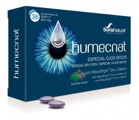 Humecnat dry eye care 36 tablets from Soria Natural