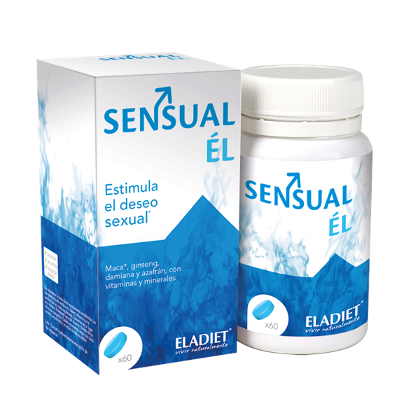 Sensual He (stimulates sexual desire) 60 tablets of Eladiet