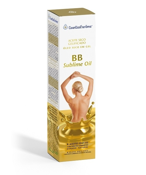 BB sublime oil air-less 100 ml de Esential Aroms