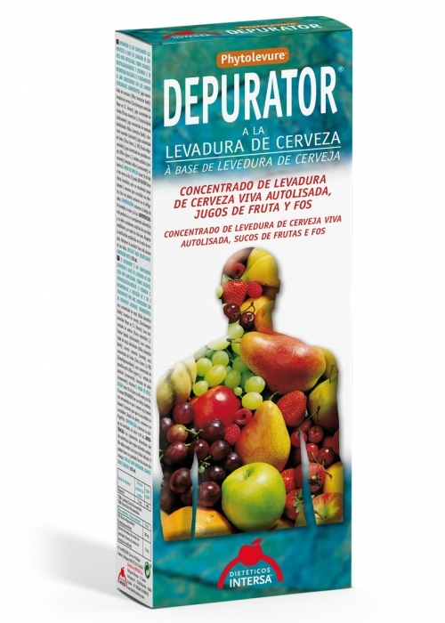 Depurator jarabe 250 ml de Dietéticos Intersa