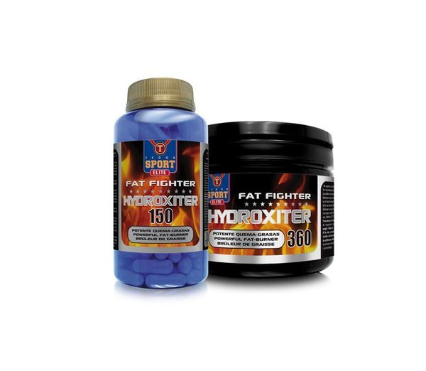Hydroxiter fat fighter 150 cápsulas de Tegor Sport