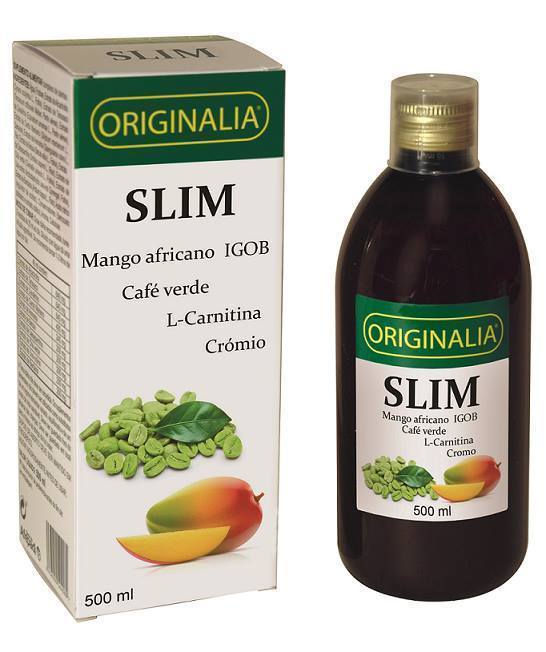 Originalia Slim Jarabe 500 ml de Integralia