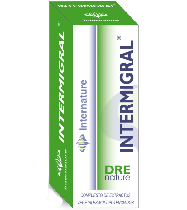 Intermigral (migrañas) 30 ml / Internature