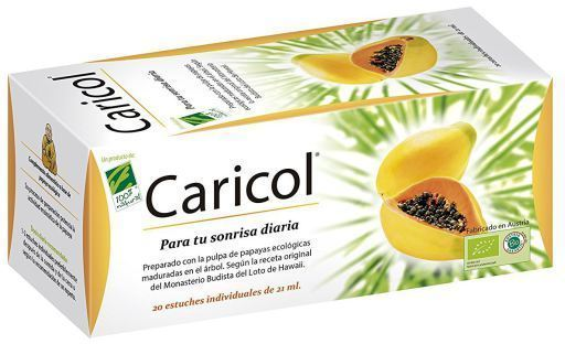 Bio caricol 20 units from 100% Natural