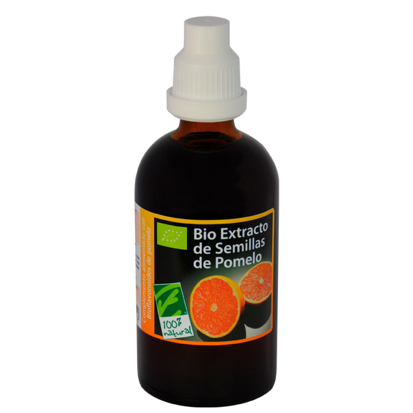 Extracto de semillas de pomelo 100 ml de 100% Natural