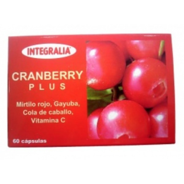 Cranberry Plus 60 cápsulas de Integralia