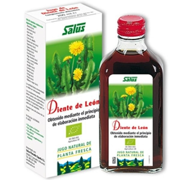 Juice of dandelion eco 200 ml of Salus