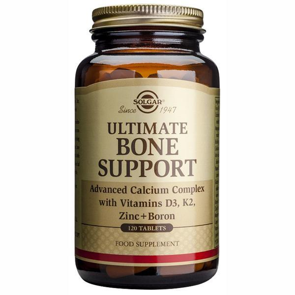 Ultimate Bone Support -120 tablets of Solgar